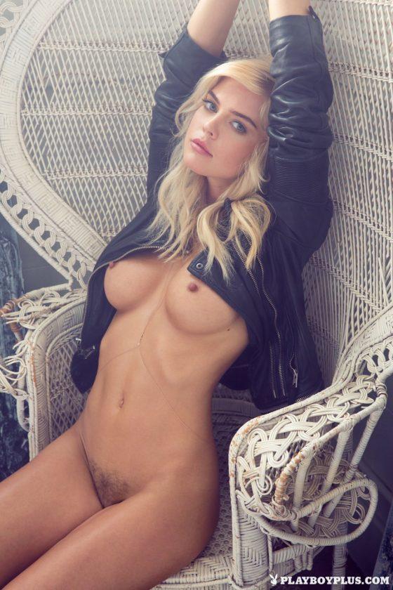 Rachel Harris Nude In Fine Art Playboy Model Pics